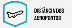 DISTÂNCIAS DOS AEROPORTOS